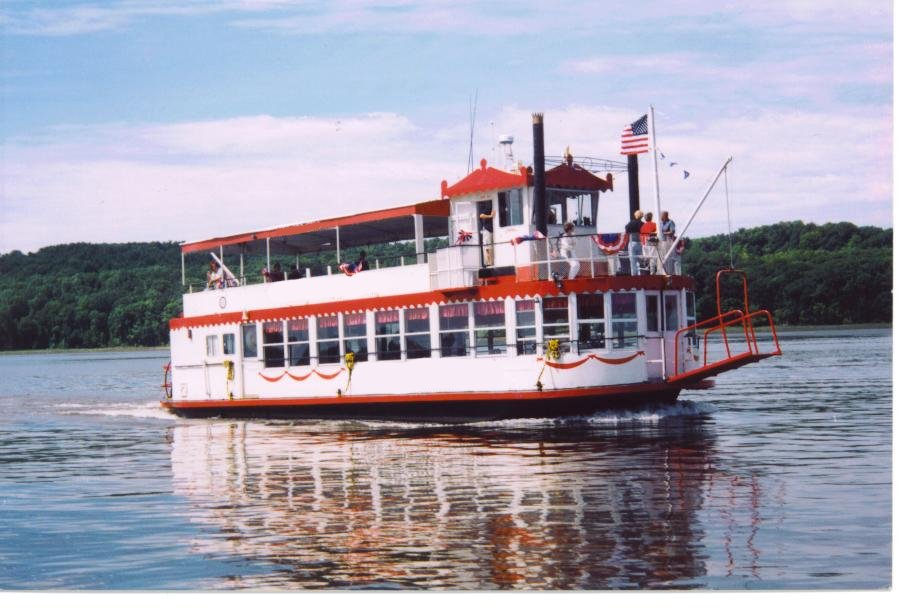 Riverboat For Sale  The Steampunk Empire