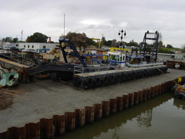 Dredges for Sale - Sun Machinery Corp