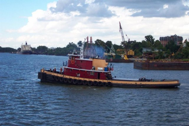 Tugboats for Sale - Sun Machinery Corp